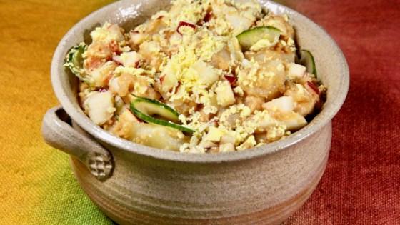 Photo of Korean Potato Salad by lutzflcat