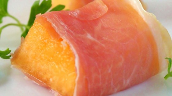 Photo of Prosciutto e Melone (Italian Ham and Melon) by SunFlower