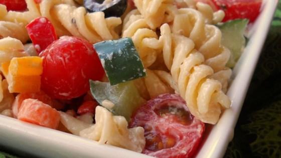 Peppercorn Ranch Pasta