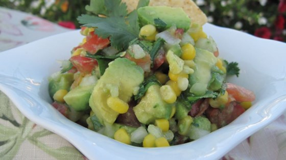Photo of Best Ever Cilantro Corn Salsa by Lisa Avery Croff