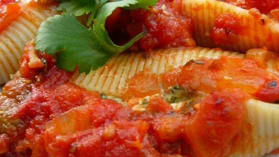 Photo of Pasta Shells Florentine by KDCG