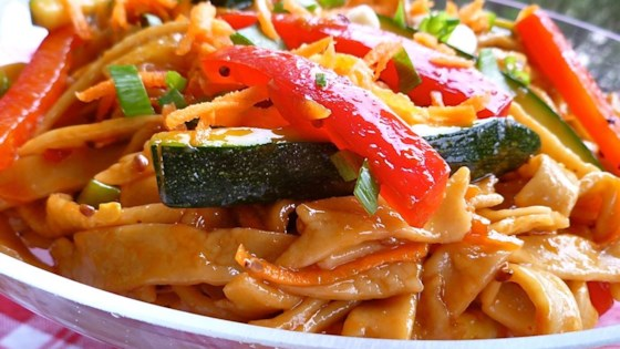 Photo of Shanghai Noodle Salad by Tina Kauffman