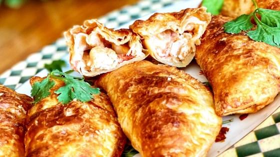 Photo of Baked Chicken Empanadas by Yoly