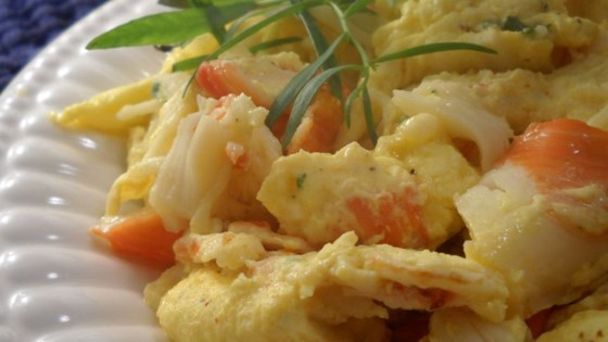 Photo of Lobster Scrambled Eggs by Chef John