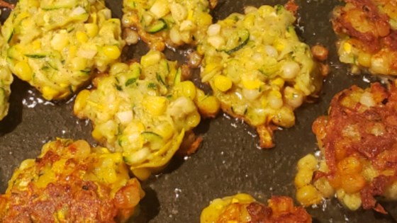 curried zucchini corn fritters review by troy ruark