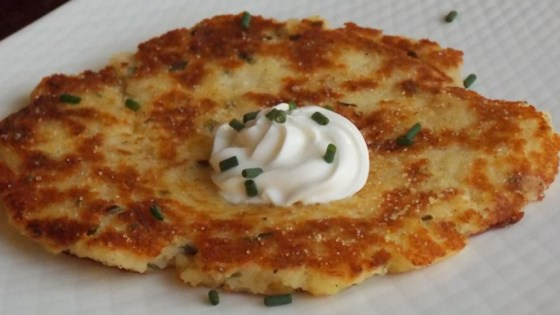 Instant Potato Pancakes Recipe