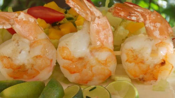 Photo of Garlic Grilled Shrimp by LEENEMS