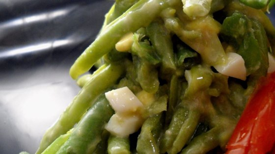 Green Beans With a Twist