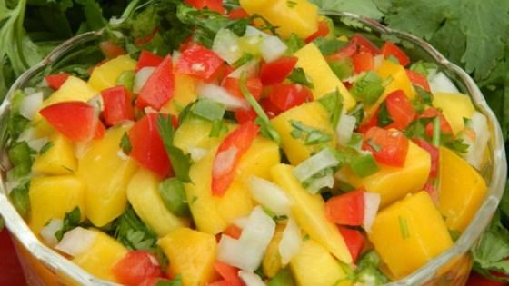 Photo of Mauigirl's Mango Salsa by mauigirl