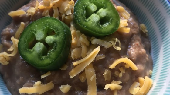 Photo of Best Refried Beans by anewshootingstar