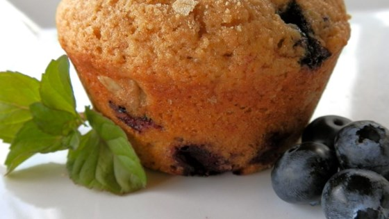 Photo of Whole Wheat Blueberry Muffins by My4NonBlondes
