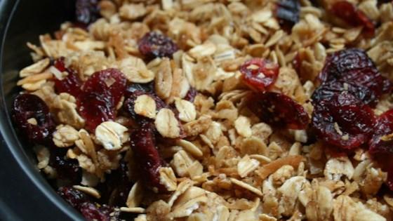 Photo of Cinnamon-Raisin Granola by Tammy Neubauer