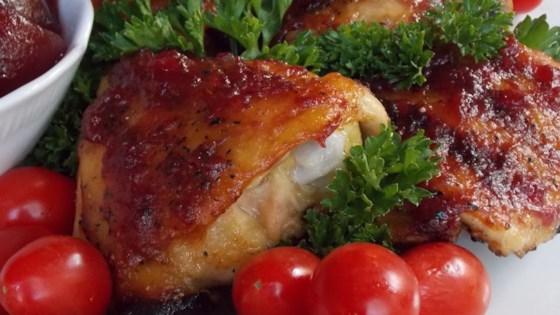 Photo of Cranberry Chicken III by CORWYNN DARKHOLME