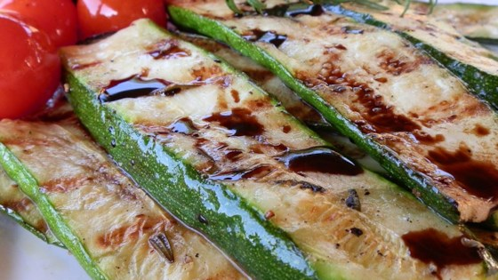 Photo of Grilled Zucchini by Garry G.