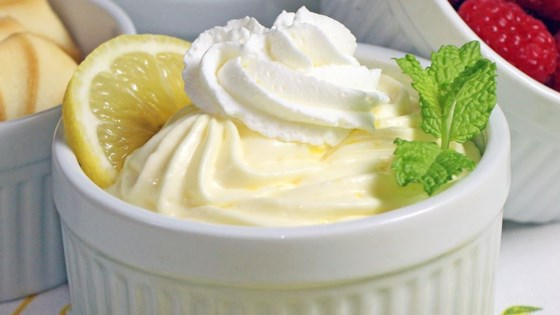 Photo of Lemon-Lime Mousse by Kathryn  Anderson