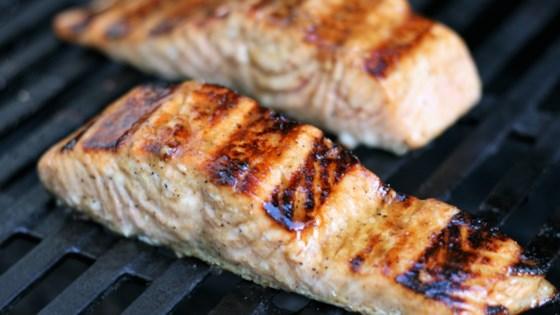 Photo of Glazed Salmon by Kim