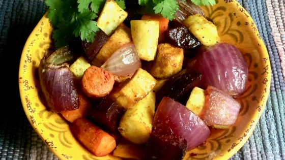 Photo of Taste of India Roasted Root Vegetables by Bibi