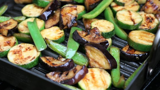 grilled vegetables with balsamic vinegar review by john pearce