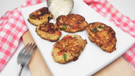 Photo of Easy Crab Cakes by Renne Thomas