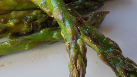Photo of Yummy Grilled Asparagus by Celeste