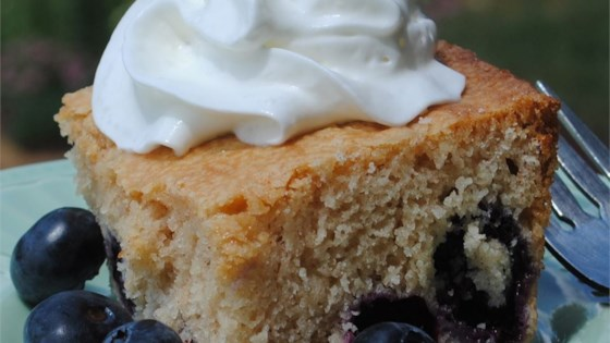 Photo of Heirloom Blueberry Cake by AuntieJ