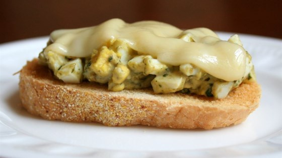 Photo of Gourmet Egg Salad Sandwich by Thea McAbbott