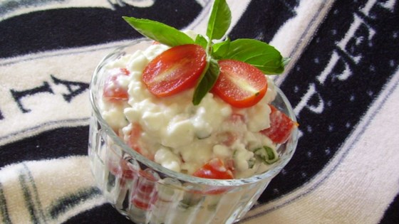 Photo of Mock Caprese Salad by Denise Kasz Willmarth
