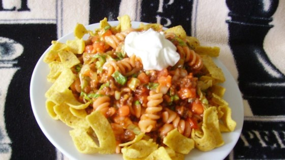 Photo of Taco Pasta Salad by mssyann8