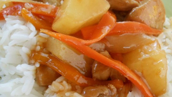Photo of Kimmy's Favorite Sweet and Sour Chicken by ad6faith