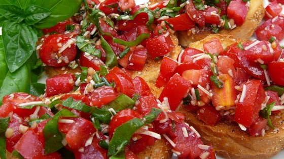 Photo of Balsamic Bruschetta by Kathy Bias