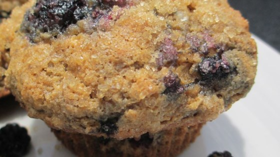 Photo of Blackberry Muffins by Robin Surland