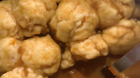 moms hearty beef stew with dumplings review by krys