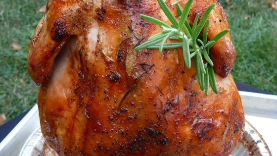 Photo of Roasted Beer Butt Lime Chicken by Silver Hamlin