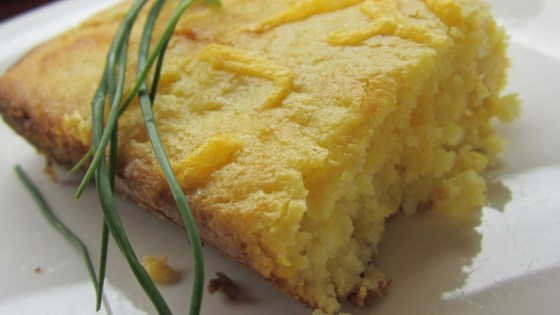 Photo of Onion Cheese Cornbread by MARRYM76