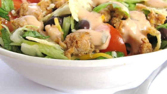 Photo of Grandma's Easy Turkey Taco Salad by Jennifer Wood Anastasia