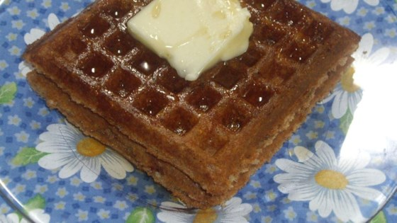 Photo of Spelt Waffles by April Fear