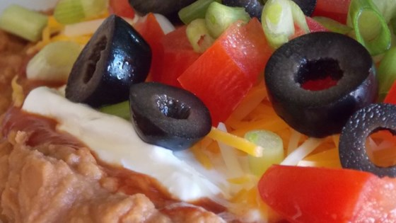 Photo of Breta's 7 Layer Dip by Kat Sorenson