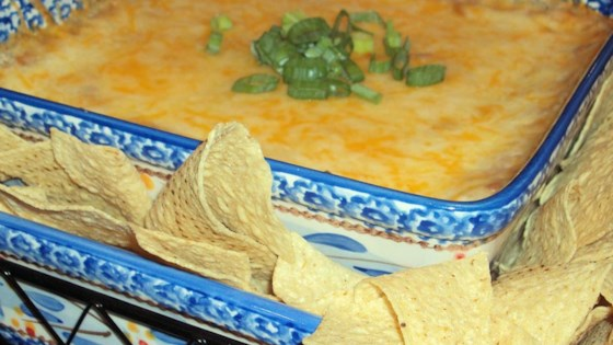 Photo of Hot Mexican Bean Dip by Drubee