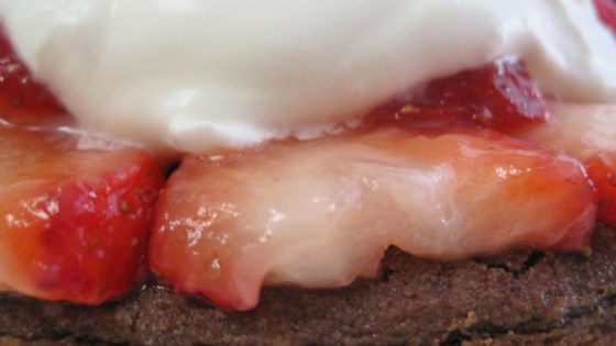 Photo of Big D's Chocolate Strawberry Shortcake by BigDRob