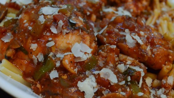 Photo of Teresa's Hearty Chicken Cacciatore  by SURFWENCH