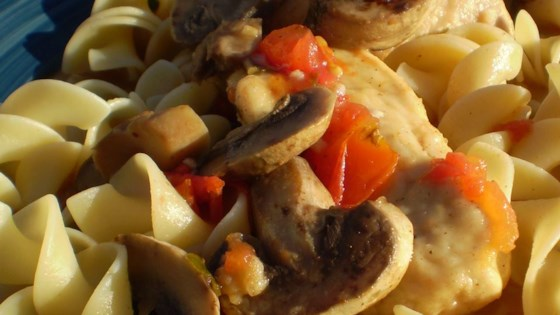 Photo of Company Chicken Marsala by Mora