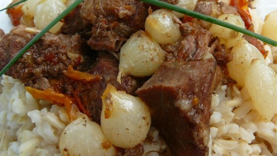 Photo of Beef Stifado by Lolly B