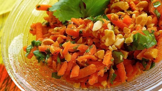Photo of Easy Carrot Salad (Indian-Style) by hemal shah