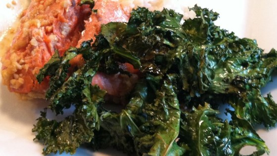Photo of Kale Chips by Theresa Peters