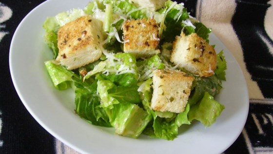 Photo of Almost Authentic Caesar Salad by kholtzman