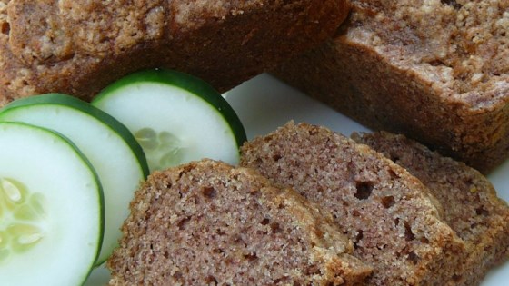 Photo of Cucumber Nut Bread by Marcella