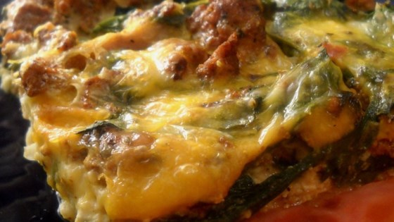 Photo of Simple Sausage Strata by Bonnie Coffman