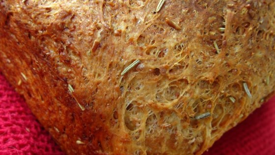 Photo of Fresh Rosemary Bread by MARBALET