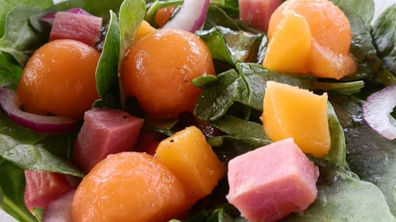 Photo of Springtime Ham and Spinach Salad by 2DIDI