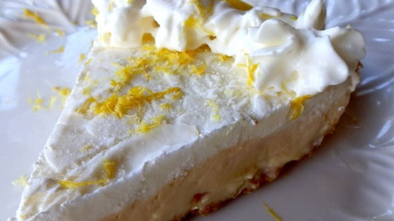 Refrigerator Lemon Margarita Pie